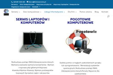 DsP System Kontakt - Naprawa Komputerów Kielce