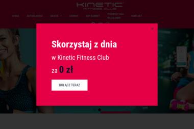 Kinetic Fitness Club - Trener personalny Olsztyn