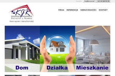 Biuro Wycen i Nieruchomości KJR Krzysztof J. Rembisz - Agencja nieruchomości Częstochowa