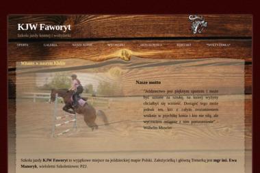 KJW Faworyt - Szkoła Jazdy Miłocice Małe