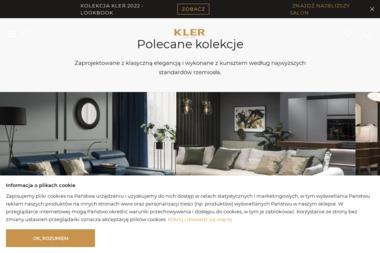 Salon Meblowy Kler - Meble na wymiar Gliwice