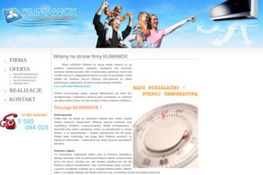 FHU Klimawox. Klimatyzacje i Wentylacje - Urządzenia, materiały instalacyjne Gdynia
