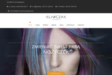 Klimczak Hair Designers - Stylista Łódź