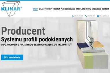 Maciej Krawczyk PPHU Klinar - Market Budowlany Człuchów