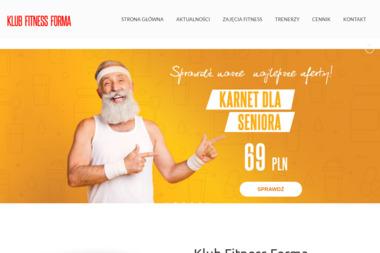 Klub Fitness Forma - Trener personalny Włocławek
