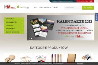 K&M Agencja Reklamowa - Upominki Świąteczne Leszno