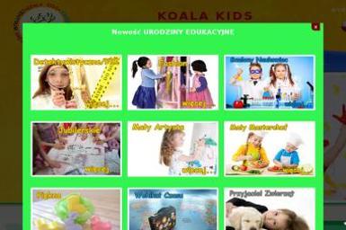 Anna Herba Koala Kids Centrum Kreatywnego Rozwoju Dziecka - Szkoła Językowa Złotoryja