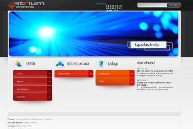 Atrium Komputer Studio - Modernizacja komputerów i sieci Poznań