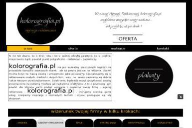 Kolorografia Pl Izabela Klimek - Agencja marketingowa Łąck