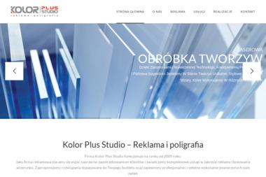 Kolor Plus Studio s.c. - Drukarnia Bochnia