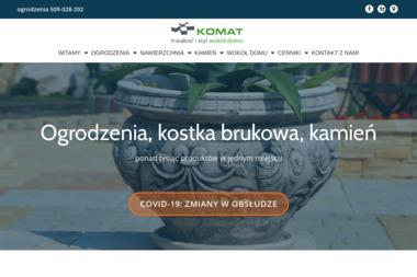 Przedsiębiorstwo Produkcyjne Komat Halina Kubina - Wylewka Kędzierzyn-Koźle