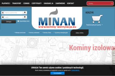 Minan - Klimatyzacja Sosnowiec