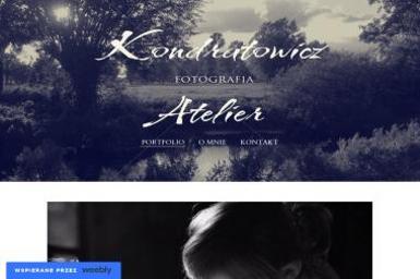 Kondratowicz Atelier Julia Puschhaus Kondratowicz - Sesje Zdjęciowe Podkampinos