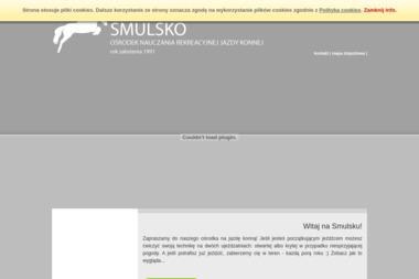 SMULSKO -  Ośrodek nauczania rekreacyjnej jazdy konnej - Szkoła Jazdy Łódź