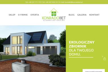 Firma Handlowo Transportowa Konrado Bet Mirosław Łobodzin - Wykonanie Wylewki Klwaty