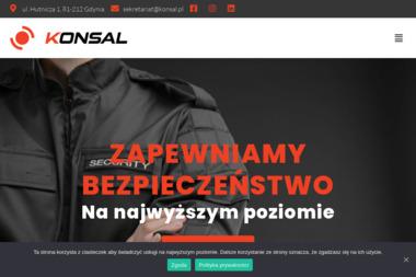 Konsal Ochrona Oddział Reda - Kancelaria prawna Reda