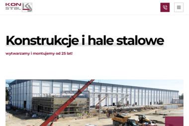 PPHU Konstal. Franciszek Roszczak - Krótkoterminowy wynajem maszyn budowlanych Krotoszyn