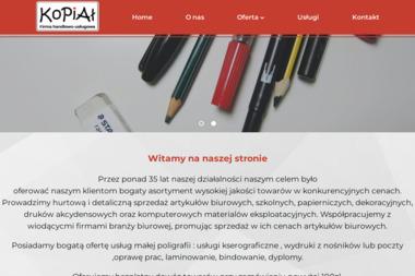 Kopiał S.C. Anna I Jacek Albrecht - Kserokopiarki Kolorowe Malbork