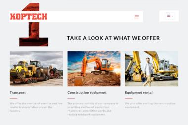 Firma Usługowa Koptech - Wyburzenia Łowicz