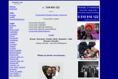 Pranie Dywanów - Uslugi I Handel - Pralnia Korczyna