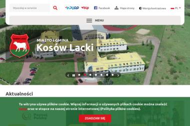 Miejsko Gminny Ośrodek Pomocy Społecznej - Pomoc domowa Kosów Lacki