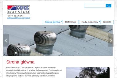 KOSS - Service sp. z o.o. - Montaż Klimatyzacji Nadarzyn