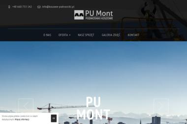 PU Mont - Wynajem Sprzętu Budowlanego Pruszcz Gdański