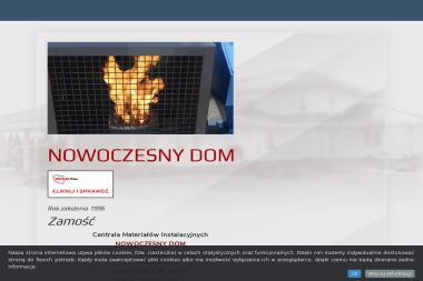 CMI NOWOCZESNY DOM - Instalacje grzewcze Zamość