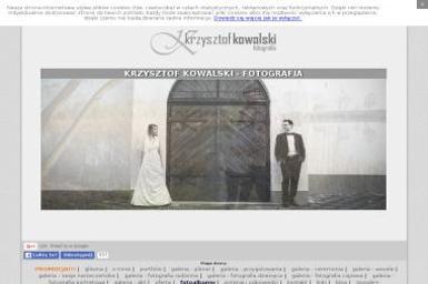 Krzysztof Kowalski. Fotografia Artystyczna - Fotografowanie Krapkowice