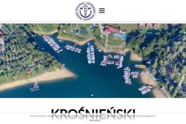 Krośnieński Okręgowy Związek Żeglarski - Fotograf Polańczyk