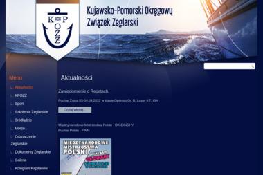 Kujawsko Pomorski Okręgowy Związek Żeglarski - Joga Bydgoszcz