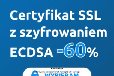 Firma Usługowo-Handlowa Kraftfilm - Kamerzysta Nowogród Bobrzański