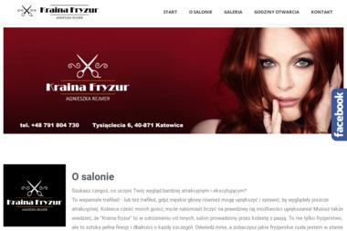 Kraina fryzur - Stylista Katowice
