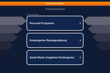 Kraina Fantazji - Trener Personalny Łomianki