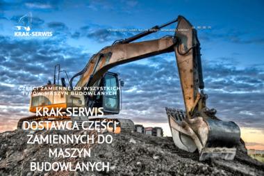 KRAK-SERWIS Jarosław Wrona - Maszyny Budowlane Niepołomice