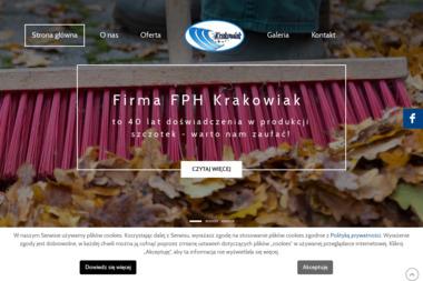 Krakowiak Kazimierz Krakowiak - Skład budowlany Otwock