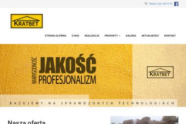 Kratbet Dariusz Kraterski Spółka Jawna - Nawierzchnia Betonowa Ostrowik