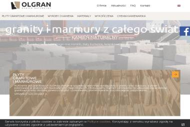 Granity Marmury OLGRAN - Blat Marmurowy Łubna Jakusy