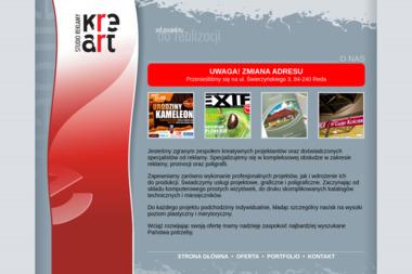 Joanna Żabińska Studio Reklamy Kreart - Agencja marketingowa Reda