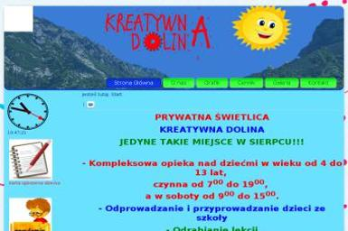 Prywatna Świetlica Kreatywna Dolina Aneta Witkowska - Pomoc domowa Sierpc
