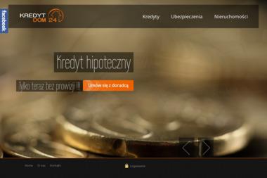 KredytDom24- Doradcy Finansowi - Kredyt hipoteczny Lębork