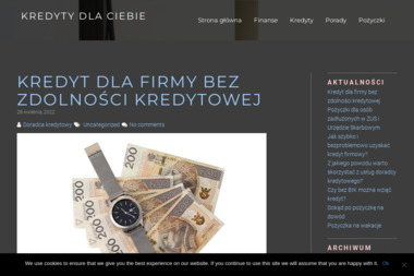Biuro Kredytowe Finas - Kredyty Oddłużeniowe Starogard Gdański
