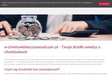Centrum Kredytowe Dana Daniela Nowicka - Kredyt hipoteczny Elbląg