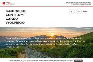 Karpackie Centrum Turystyki Aktywnej Kremenaros Radosław Plamowski - Trener personalny Ustrzyki Dolne