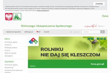 KRUS Placówka Terenowa Tarnobrzeg - Ubezpieczenia na życie Tarnobrzeg