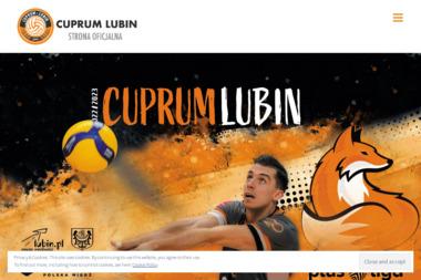 Międzyszkolny Klub Sportowy Cuprum Lubin Piłka Siatkowa - Szkoła Jazdy Lubin