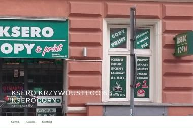 Elektro-Ksero - Ulotki Szczecin