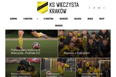 Klub Sportowy Wieczysta Kraków - Jazdy Doszkalające Kraków