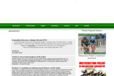 Kaliskie Towarzystwo Kolarskie w Kaliszu - Joga Kalisz