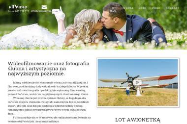 KTVIDEO. Wideofilmowanie, fotograf - Fotografia artystyczna Warszawa